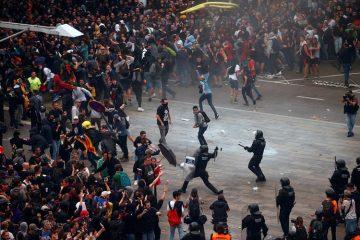 η Καταλονία ματώνει