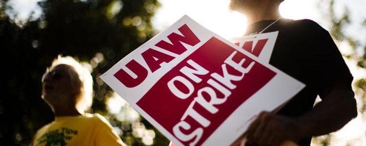 η απεργία έχει κοστίσει στη General Motors 1 δισ. δολαρια