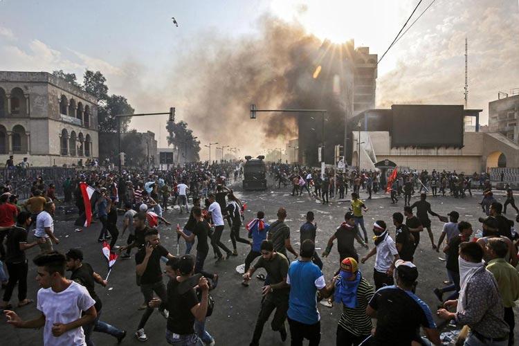διαδηλώσεις Ιράκ