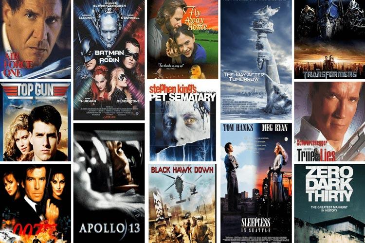 ταινίες που επηρεάστηκαν από το Πεντάγωνο