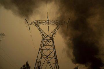 ιδιωτική εταιρεία στην Καλιφόρνια έκοψε το ρεύμα