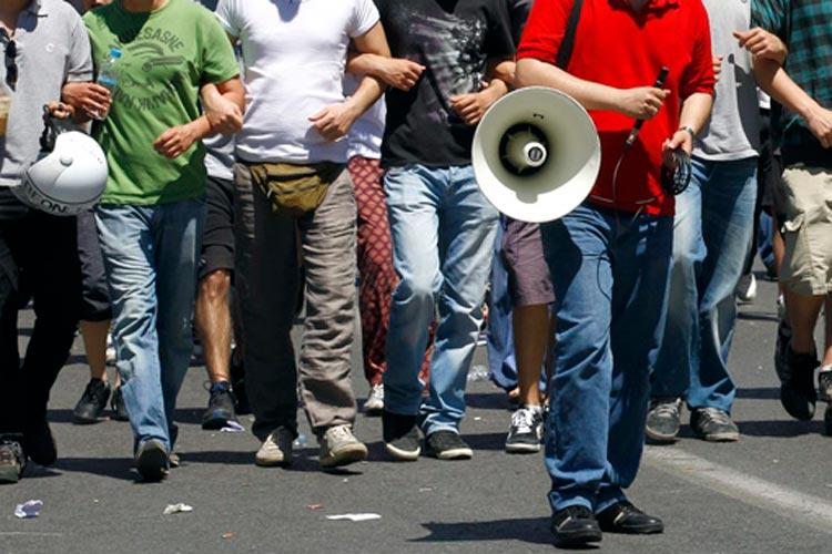 Nokia απεργία εργαζομένων