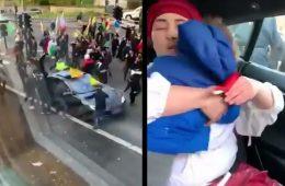 Κούρδοι διαδηλωτές στο Όσλο δέχονται επίθεση από Τούρκο οδηγό