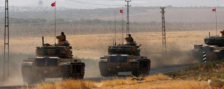 κείμενο και υπογραφές της Κίνησης για τον Τερματισμό της Τουρκικής Εισβολής στη Συρία