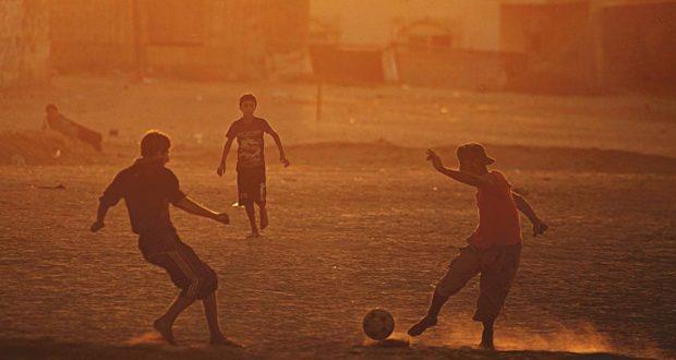 σκηνή από την ταινία Yallah Yallah