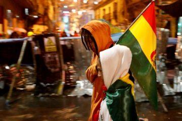 Βολιβία πραξικόπημα Μοράλες