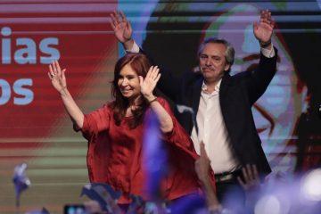 Αλμπέρτο Φερνάντες & Κριστίνα Φερνάντες Κίρχνερ