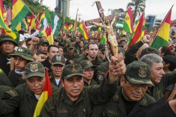 Βολιβία πραξικόπημα απαγορευμένη λέξη