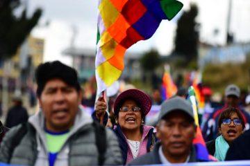 Βολιβία Μοράλες αυτόχθονες λίθιο πολυεθνικές