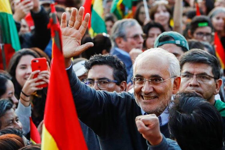 Ηχογραφήσεις αποκαλύπτουν τον ρόλο των ΗΠΑ στην απόπειρα πραξικοπήματος στη Βολιβία