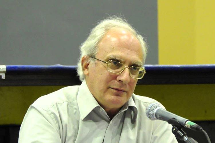 Γιώργος Μαργαρίτης καθηγητής