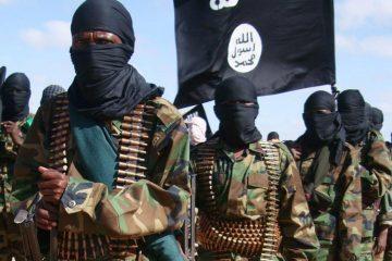 μαχητές του ISIS