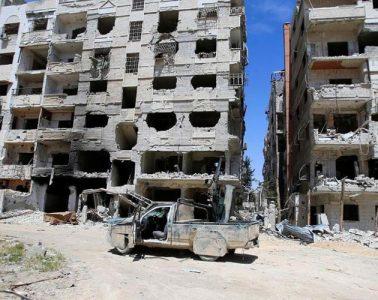 Συρία χημικά Άσαντ διαστρέβλωση ΗΠΑ Γαλλία Ρωσία