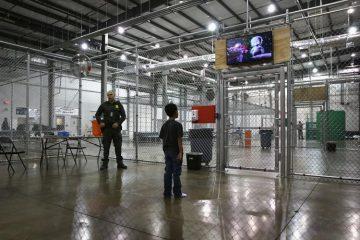 ΗΠΑ πρώτες φυλάκιση παιδιών