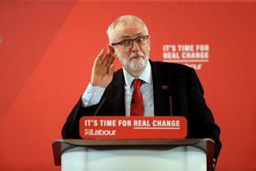τζέρεμι κόρμπιν εκλογές brexit