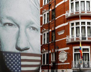 Ασάνζ κατασκοπεία CIA Ισπανία UC Global
