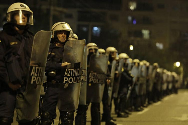 πρακτικός οδηγός για διαδηλωτές Ομάδα Νομικής Βοήθειας
