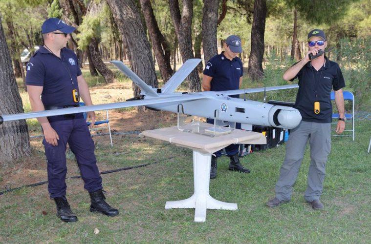drones ελληνική αστυνομία εξάρχεια