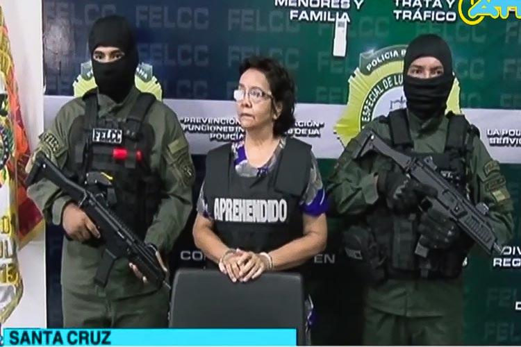 Βολιβία συλλήψεις γιατροί δημοσιογράφοι