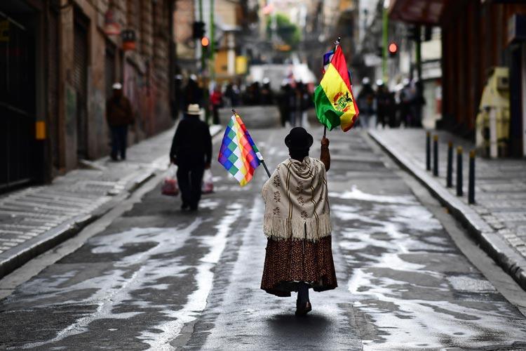 Λ. Αμερική Βολιβία αυτόχθονες