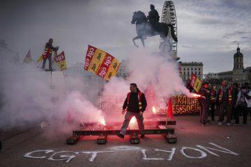 απεργίες Γαλλία