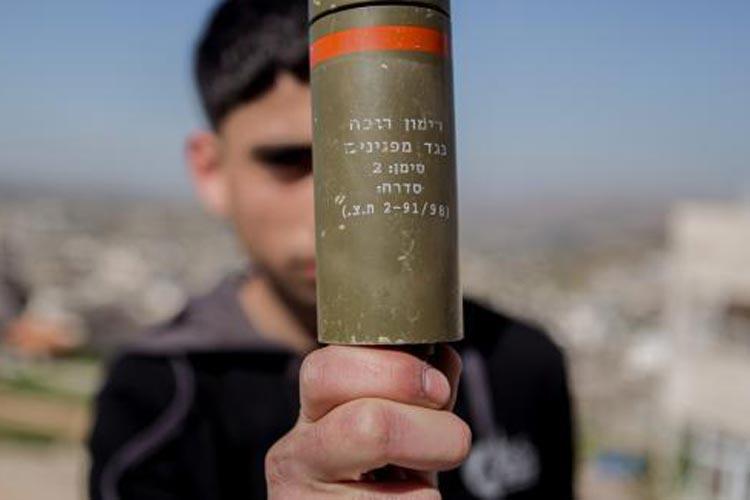 ισραήλ εξαγωγές καταστολής