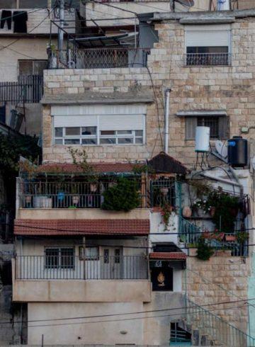 Silwan τοιχογραφίες Ιερουσαλήμ Ισραήλ Παλαιστίνη