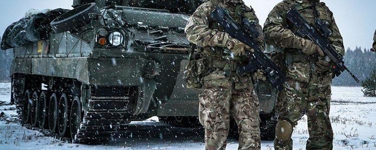 παιχνίδια πολέμου στον Αρκτικό κύκλο