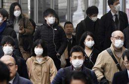 πανδημία Κίνα Ιαπωνία κοροναϊός