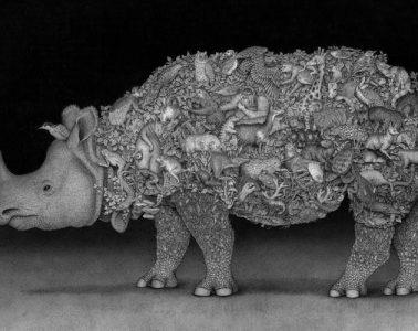 πολιτοφύλακες και ρινόκεροι