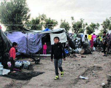 κορονοϊός Γιατροί Χωρίς Σύνορα πρόσφυγες κίνδυνος