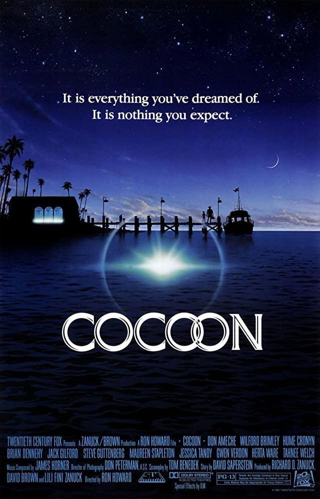 Cocoon ταινία αφίσα καραντίνα κορονοϊός