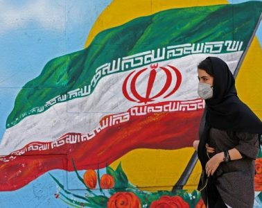 Ιράν κορονοϊός κυρώσεις