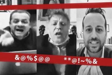 δήμαρχοι Ιταλία κορονοϊός βίντεο