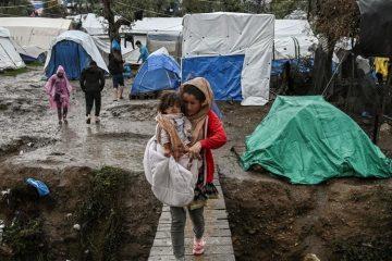 Διεθνής Αμνηστία πρόσφυγες μετανάστες κορονοϊός βίντεο