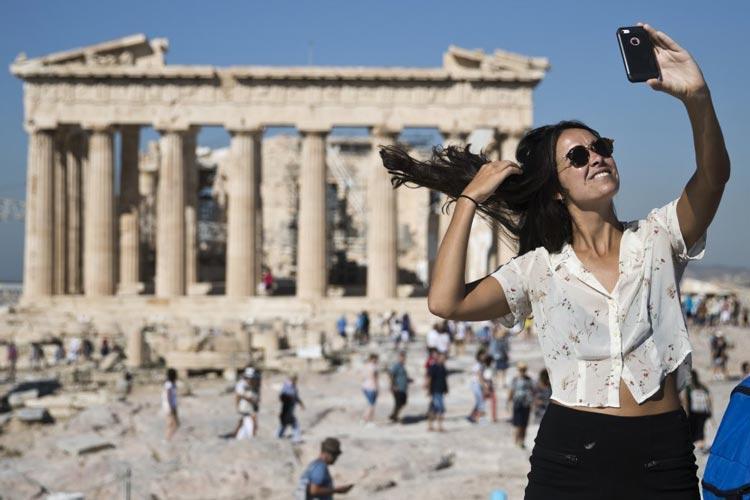 τουρισμός βαριά βιομηχανία κατάρρευση κορονοϊός