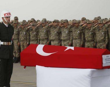 Ερντογάν Τουρκία Συρία Πούτιν
