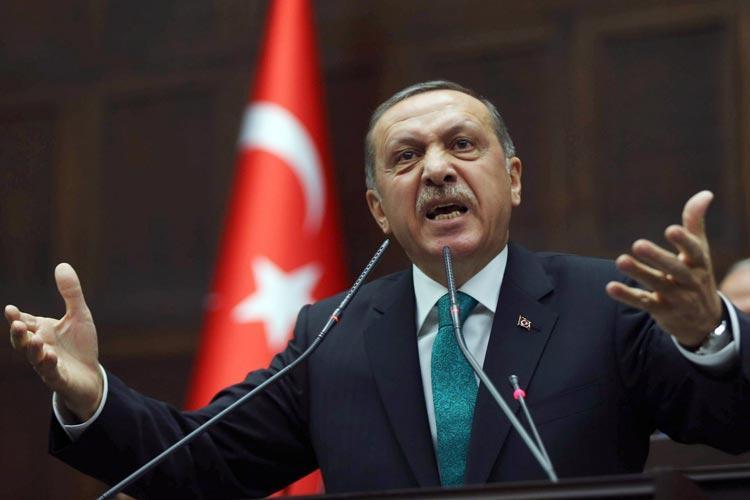 Ερντογάν προσφυγικό φασισμός Έβρος