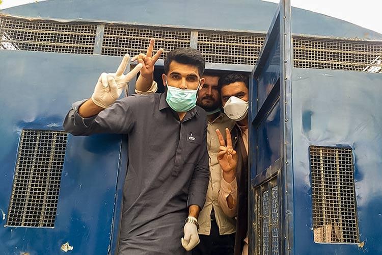γιατροί Πακιστάν σύλληψη