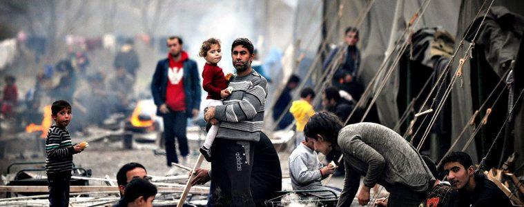 πρόσφυγες κορονοϊός