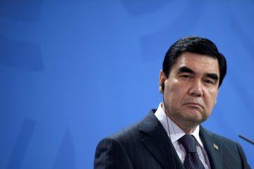 Μπερντιμουχαμέντοφ Τουρκμενιστάν κορονοϊός