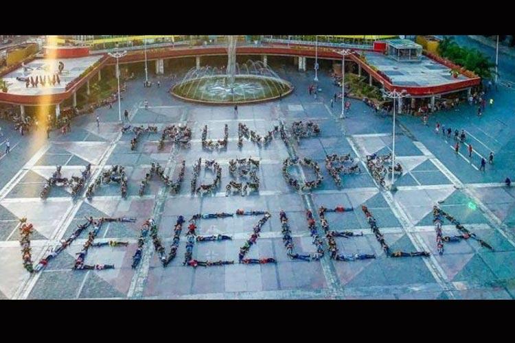 επιστολή καταδίκης Μαδούρο διακίνηση ναρκωτικών κατηγορίες Βενεζουέλα ΗΠΑ