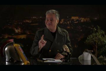 Χριστόφορος Ζαραλίκος ZaraleaksTV βίντεο όλοι ενωμένοι