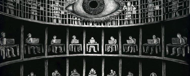 κατασκοπευτικός καπιταλισμός