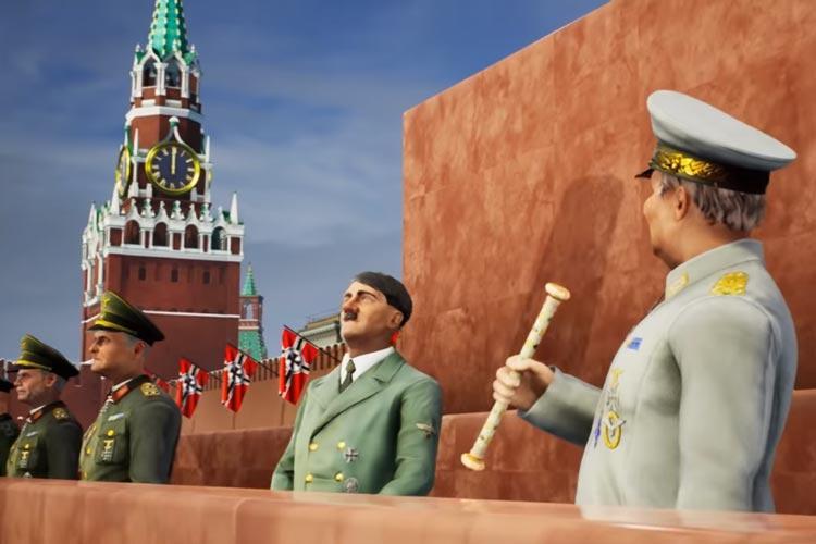 Χίτλερ ουκρανικό βιντεοπαιχνίδι