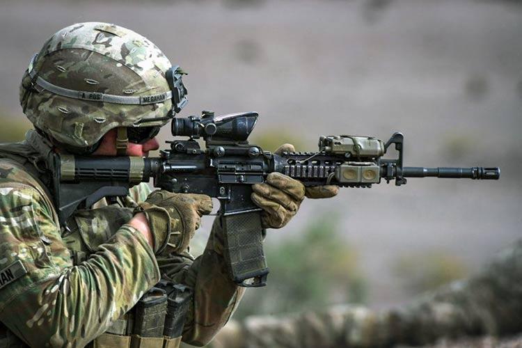 Μινεάπολη τραμπ αερικανικός στρατός