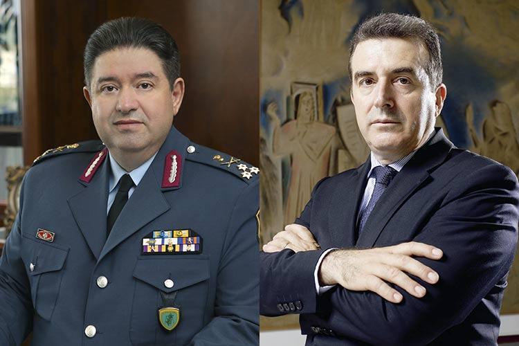 Καραμαλάκης-Χρυσοχοϊδης: Οι άνθρωποι που αποφασίζουν σε ποιες πλατείες μας δέρνουν τα ΜΑΤ - INFO-WAR