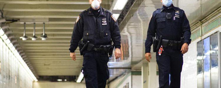 Νέα Υόρκη συλλήψεις έγχρωμοι
