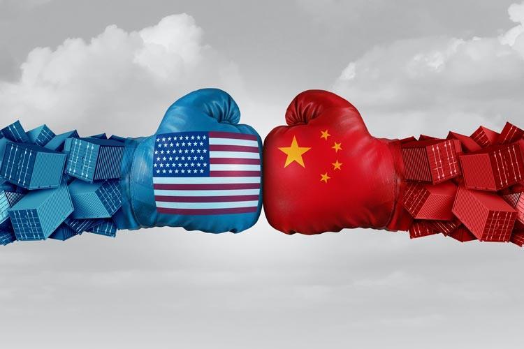 ΗΠΑ Κίνα σύγκρουση κορονοϊός