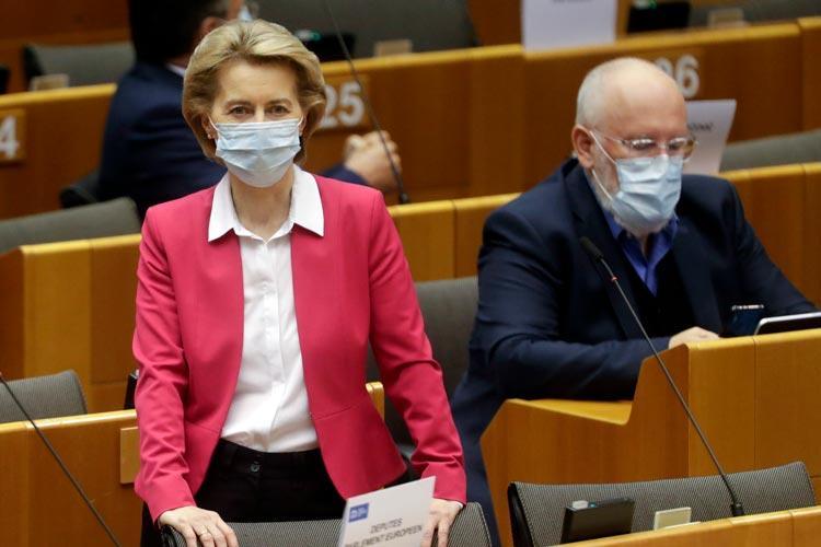 κομισιόν ΕΕ πακέτο διάσωσης κορονοϊός
